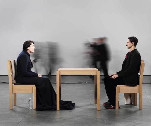 The Artist is Present Marina Abramovic MoMA - New York
